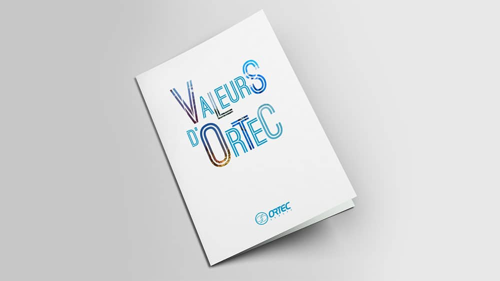 Notre guide les Valeurs d'Ortec