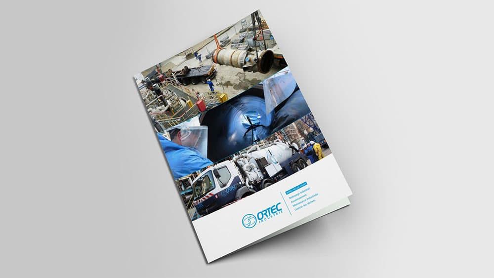 Brochure Commerciale Ortec Industrie Nord