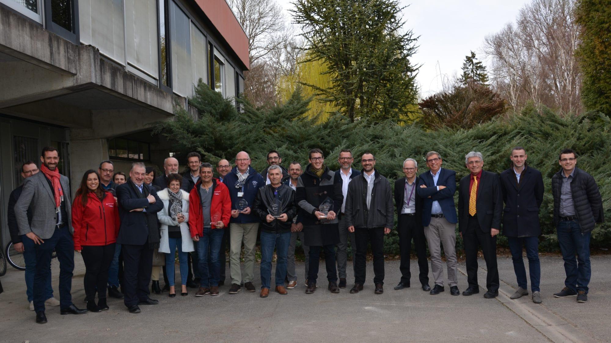 Ortec Industrie Tavaux remporte à nouveau le 1er prix du Trophée Sécurité