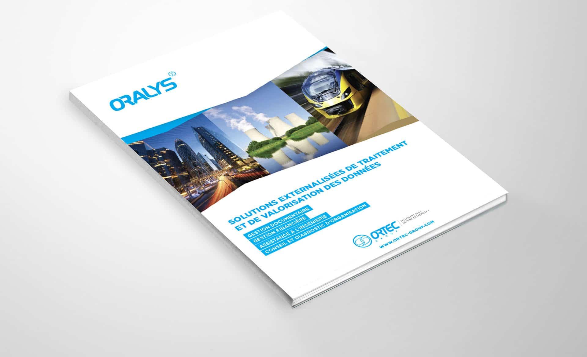 Cover Brochure Oralys 2018
