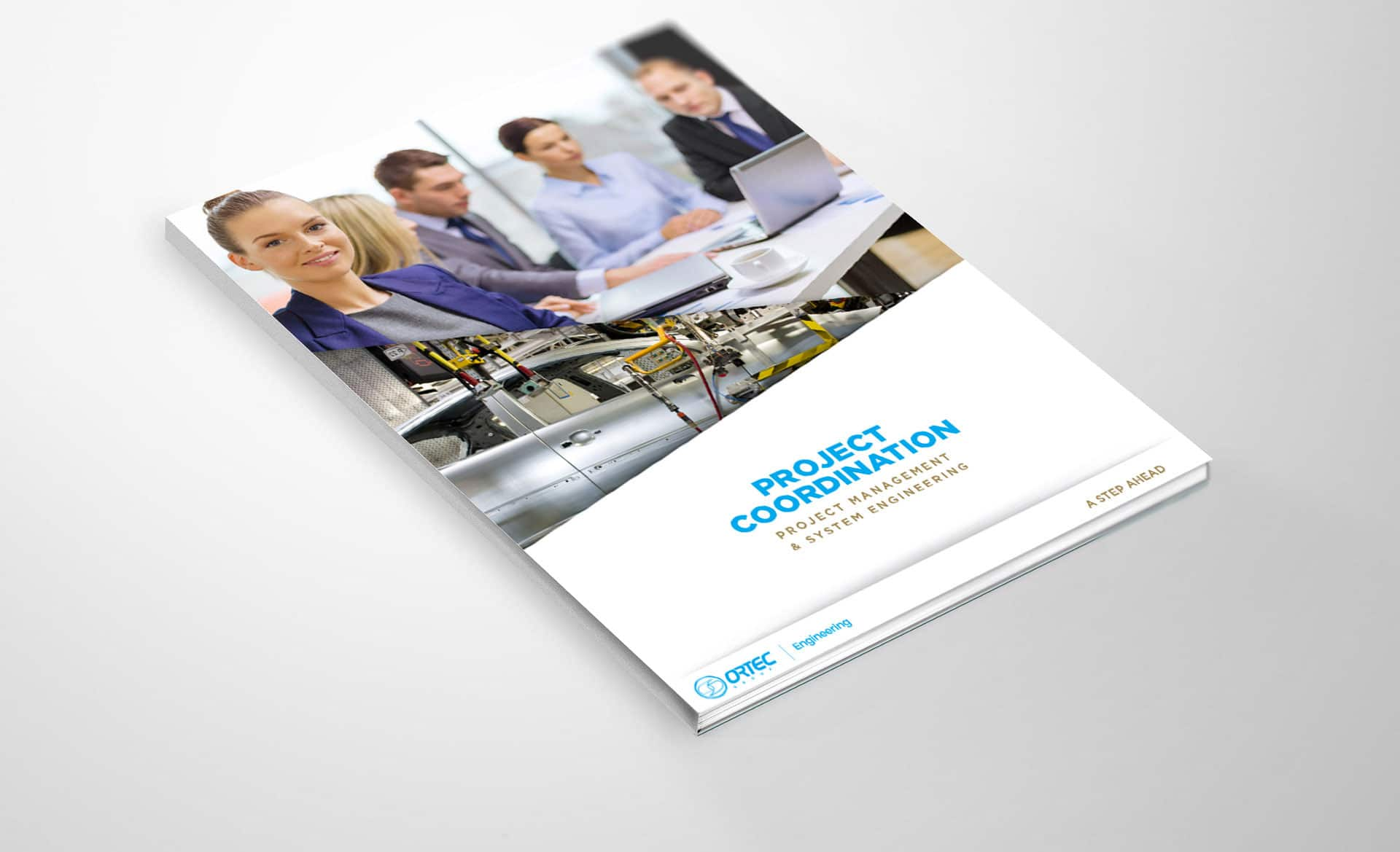 Brochure Project Coordination: Project Management & System Engineering