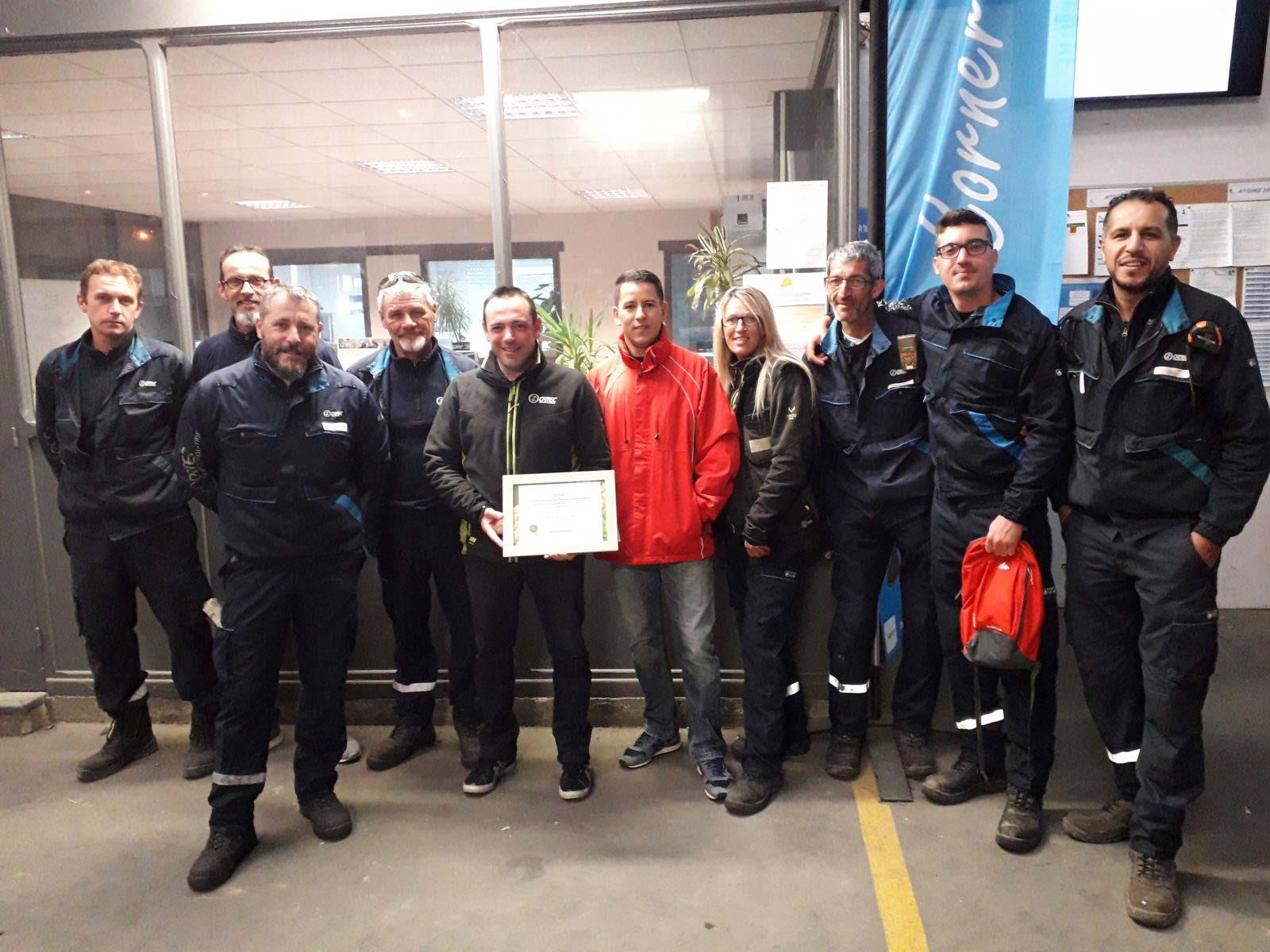 Challenge Sécurité - Ortec Group