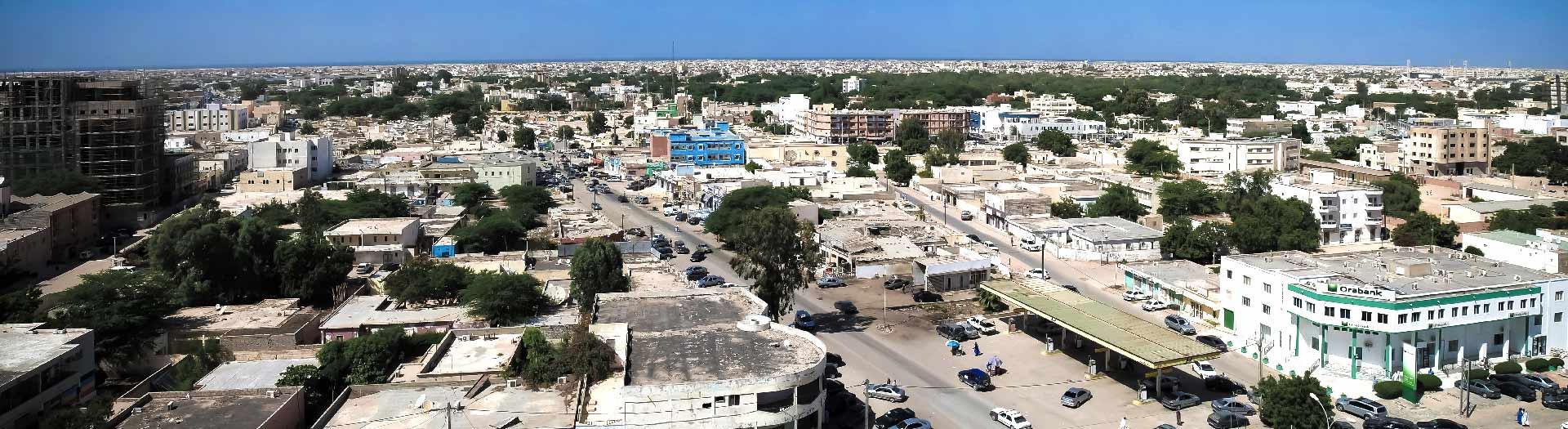 agence ortec à Nouakchott en Mauritanie