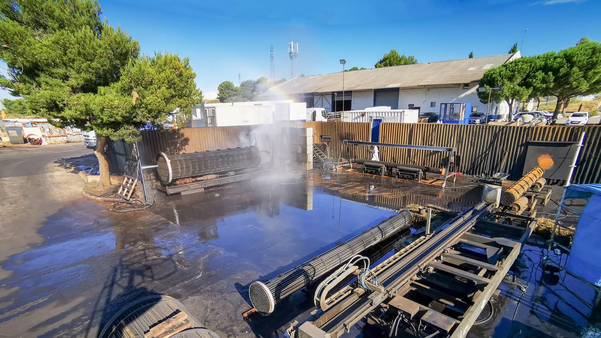 OI Rognac : une aire de lavage au service des industries