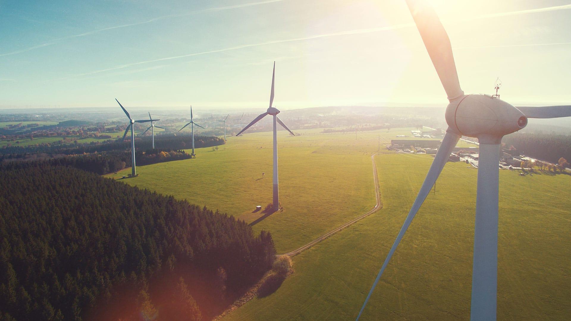 Solutions d'Ortec Industrie face au défi du démantèlement des éoliennes