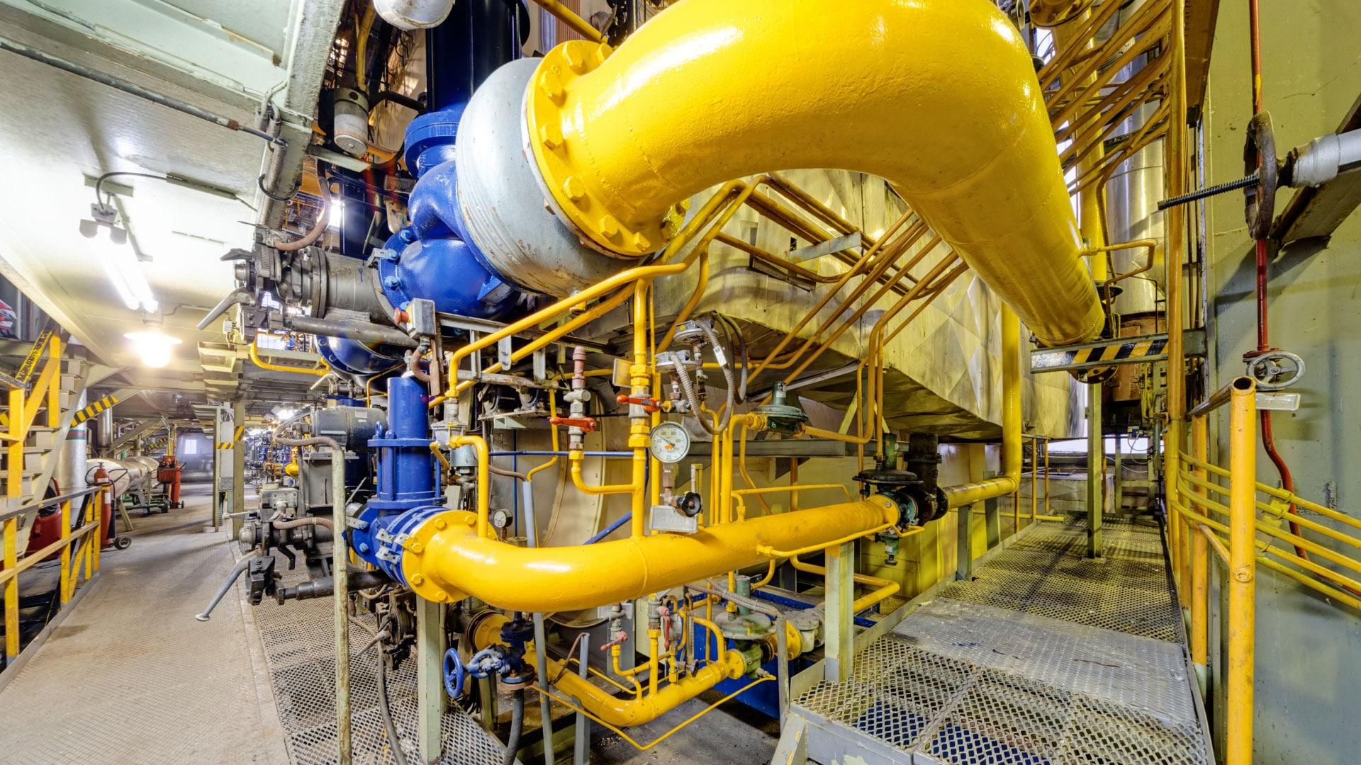 Orys Se former à un métier d'avenir : la robinetterie nucléaire